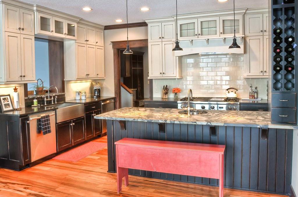 Viisi aluetta keittiössä saatat olla näkymättömiä puhdistusajan suhteen